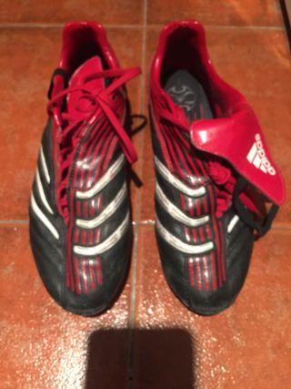 reputable site f25f4 135ca Botas fútbol Adidas