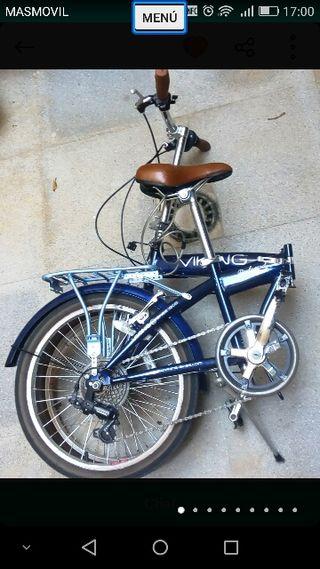 bicicleta viking boulevard