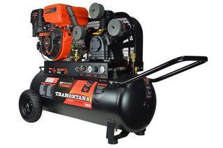 Motocompresor autonomo de gasolina
