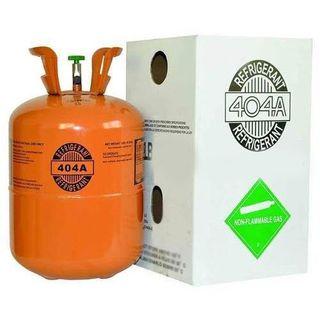 Gas Refrigerante R410 R134 R404 R407 R422 R32 R507