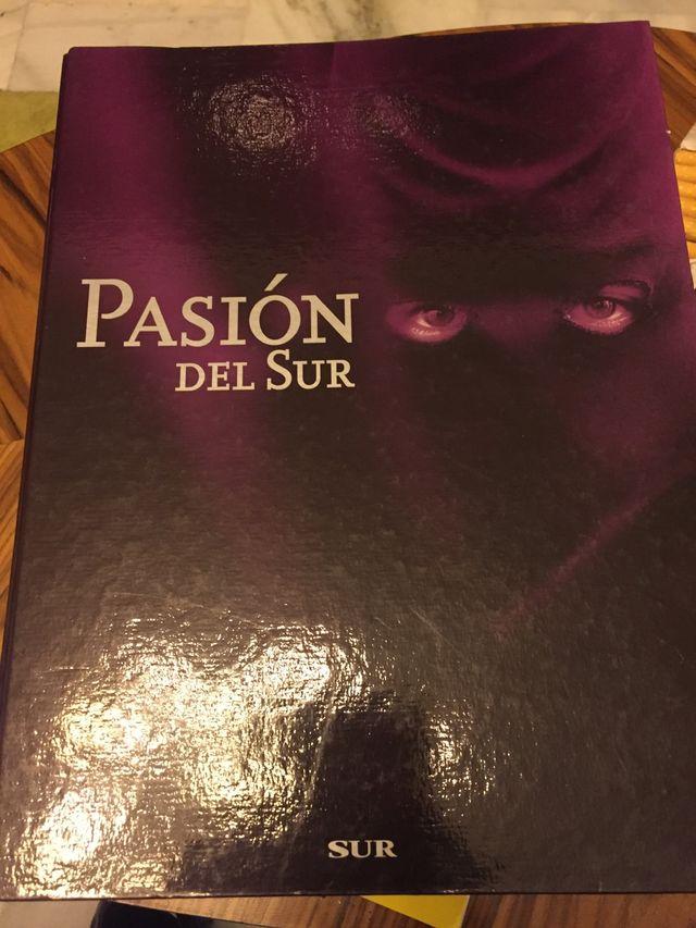 Libro pasión de sur