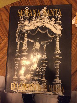 Libro Semana Santa provincia de Malaga