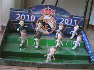 muñecos del real madrid