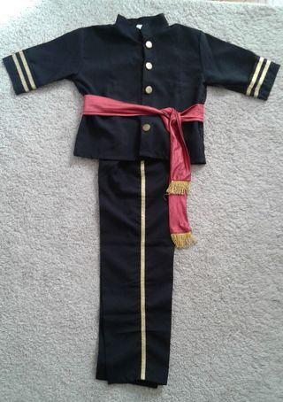 disfraz General Custer