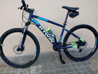 743be104872d1 Bicicleta de montaña Rockrider de segunda mano en Barcelona en WALLAPOP