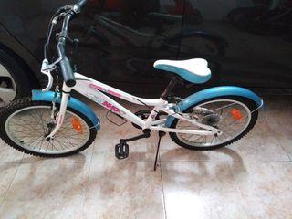 Bici de niña Conor
