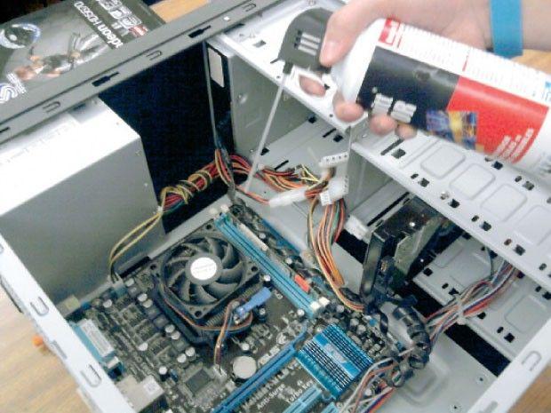 Informática / Reparación / Recuperación