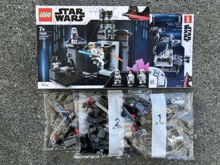 """LEGO STAR WARS 75229 """"SIN FIGURAS"""""""