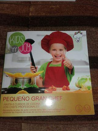 Pack experiencia de cocina para niñ@s