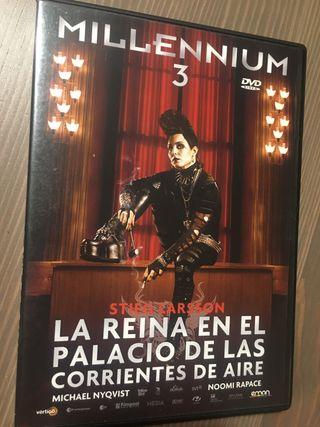 Dvd original Millennium 3