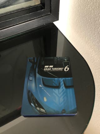 Gran Turismo 6 Edicion 15 aniversario