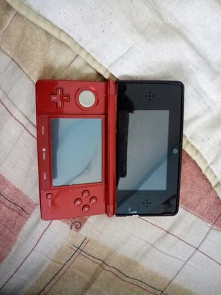 Nintendo 3ds Original Roja.