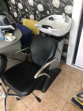 Materiales peluquería