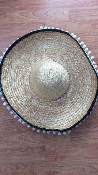 Sombrero mexicana de segunda mano en WALLAPOP 25c491765fd