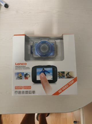 Cámara deportiva Lenco Sportcam-100 HD