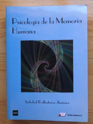 Libro Ps. Memoria UNED