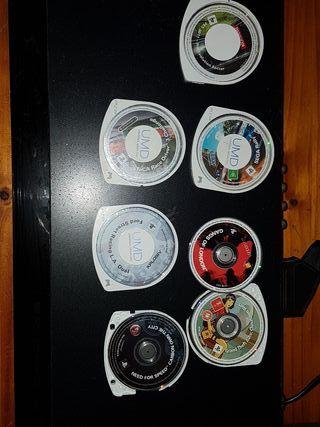 PSP juegos