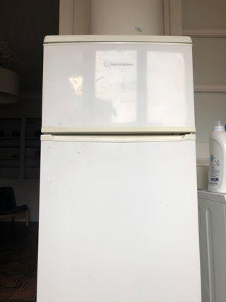 Frigorífico + lavadora