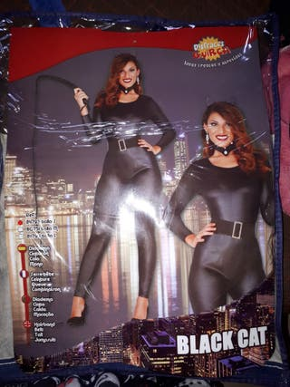 disfraz catwoman sexy talla S