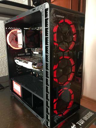 Ordenador PC Gaming FX 8350 + GTX 1060