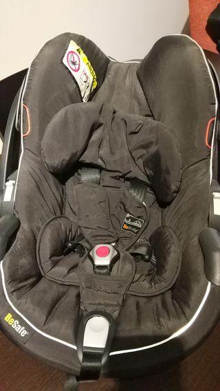 Sillita bebé grupo 0