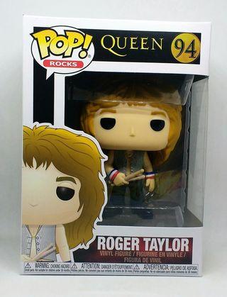 Funko Pop Roger Taylor Queen nuevo
