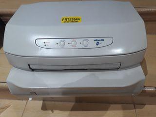 Impresora Olivetti PR2E