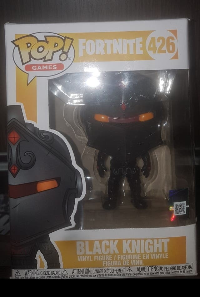 funko pop caballero oscuro black night - caballero oscuro fortnite pop