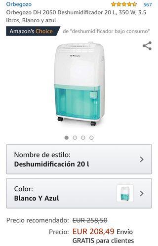 Deshumidificador