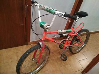 bicicleta california tipo bmx