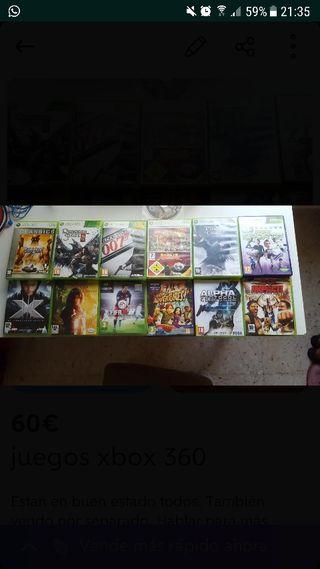 Xbox 360+kinect+13 juegos