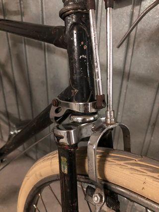 Bicicleta bh de varilla