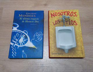 Libros humor y sátira