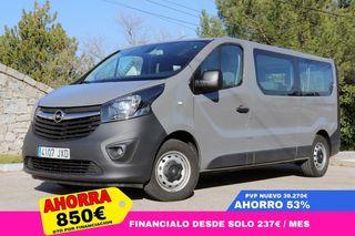 Opel Vivaro VIVARO Combi 9 1.6 CDTI 125cv 9 Plazas 4p