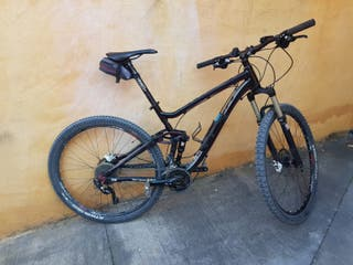 Bicicleta BH Lynx bien cuidada