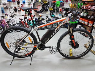 BICICLETA ELECTRICA SCOTT ASPECT CON KIT ELECTRICO