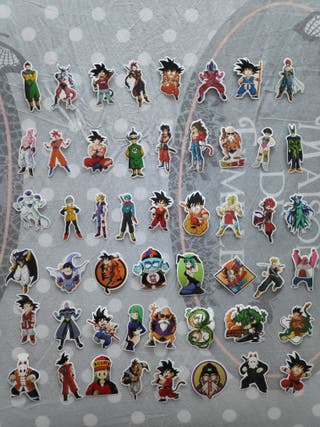 Stickers Pegatinas Dragon Ball