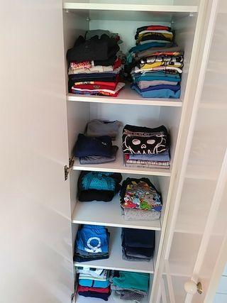 Vendo stock de ropa de niño