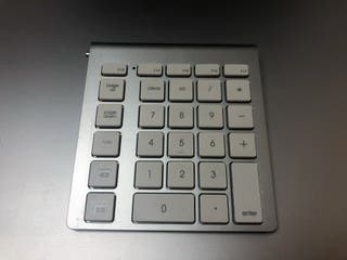 Apple Teclado inalambrico Wireless
