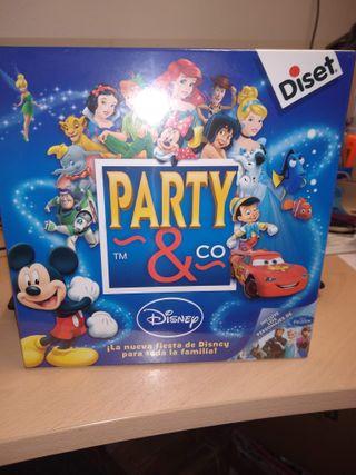 JUEGO PARTY&GO A ESTRENAR