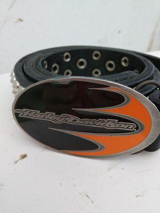 Cinturón Harley Davidson