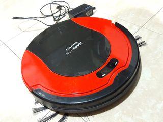 Robot limpieza aspiradora suelo Tauris slim