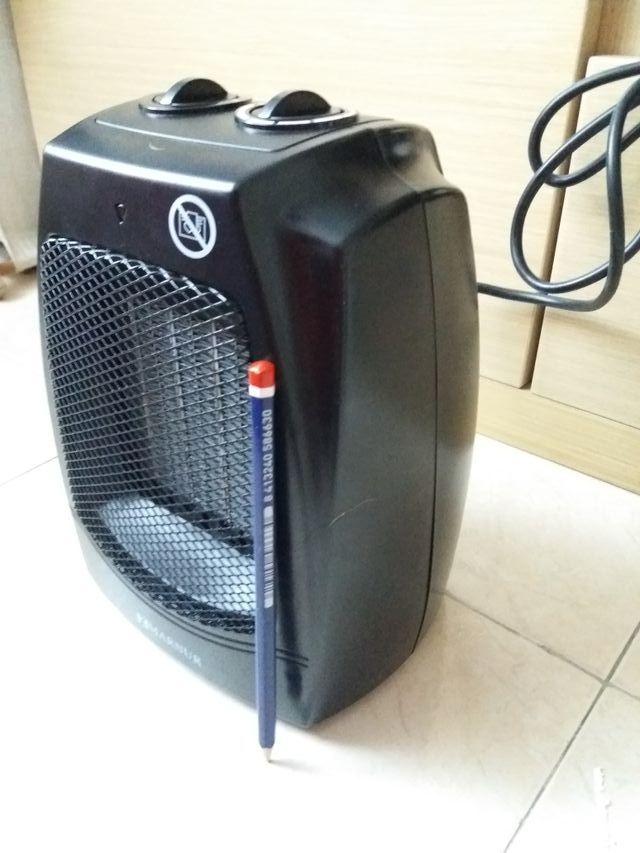 calefactor ceramico (estufa)