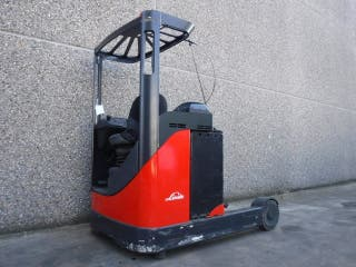 CARRETILLA RETRACTIL LINDE R20S