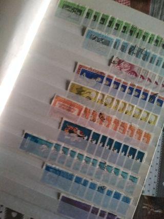sellos de italia