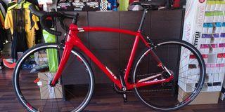 bicicleta carretera carbono ridley