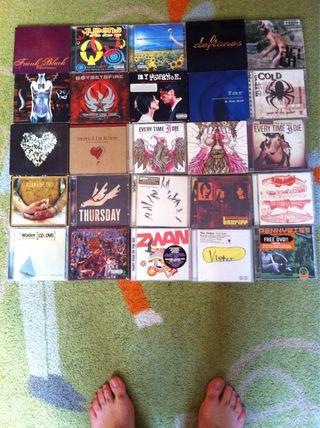 Cd/Dvd dobles Musica