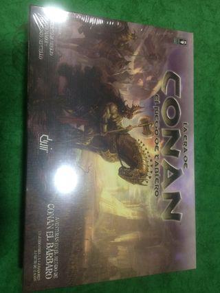 Juego de Mesa La era de Conan