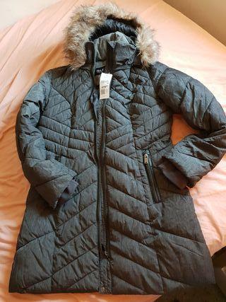 Chaqueta larga de abrigo NUEVA ! sin uso