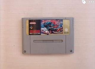 street fighter 2 supernintendo